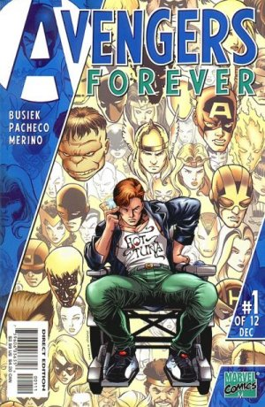 Avengers Forever édition Issues (1998 - 2000)