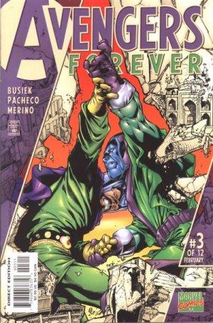 Avengers Forever # 3