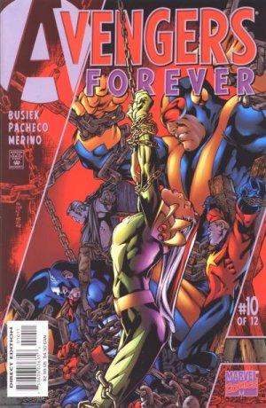 Avengers Forever # 10