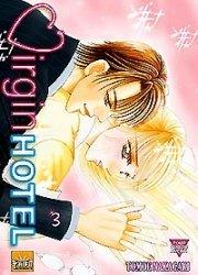 couverture, jaquette Virgin Hotel 3  (Taifu Comics)