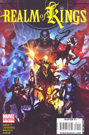 Realm of Kings édition Issue (2010)