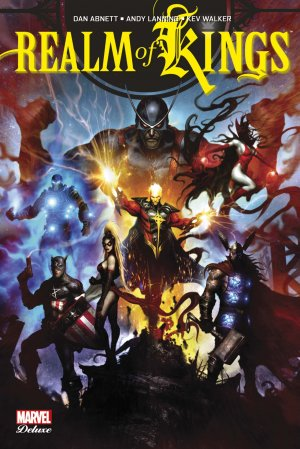 Realm of Kings édition TPB Hardcover - Marvel Deluxe