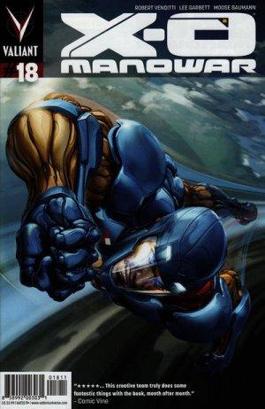 X-O Manowar # 18 Issues V3 (2012 - 2016)
