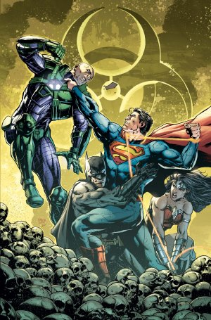 Justice League # 37 Issues V2 - New 52 (2011 - 2016)