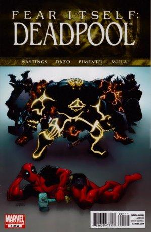 Fear Itself - Deadpool # 1 Issues