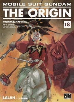 Mobile Suit Gundam - The Origin T.18