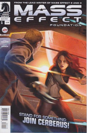 Mass Effect - Foundation édition Issues