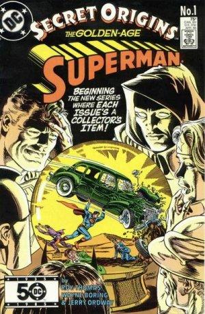Secret Origins édition Issues V3 (1986 - 1990)