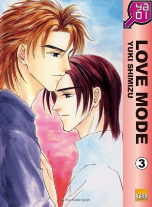 couverture, jaquette Love Mode 3  (Taifu Comics) Manga