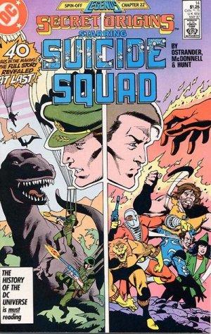Secret Origins # 14 Issues V3 (1986 - 1990)