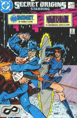 Secret Origins # 28 Issues V3 (1986 - 1990)