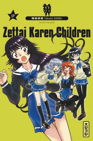 Zettai Karen Children # 17