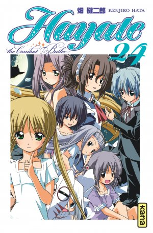Hayate the Combat Butler # 24