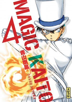 Magic Kaito #4