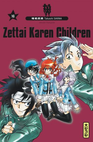 Zettai Karen Children # 16