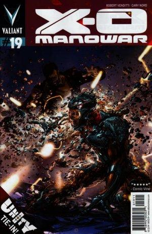 X-O Manowar # 19 Issues V3 (2012 - 2016)