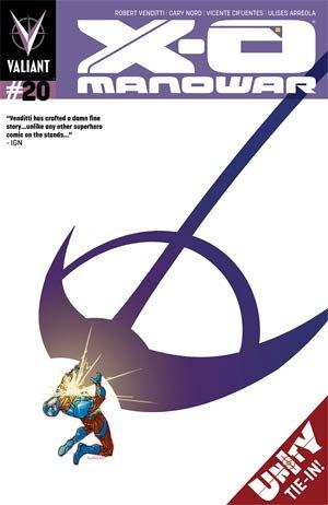 X-O Manowar # 20 Issues V3 (2012 - 2016)