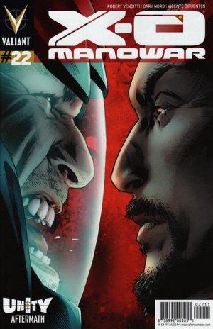 X-O Manowar # 22 Issues V3 (2012 - 2016)