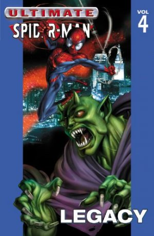 Ultimate Spider-Man # 4 TPB softcover (souple) - Issues V1
