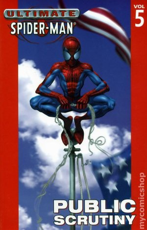 Ultimate Spider-Man # 5 TPB softcover (souple) - Issues V1