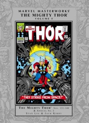 Thor # 5 TPB hardcover (cartonnée)