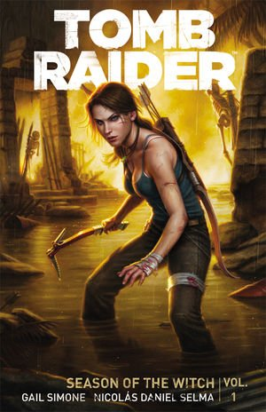 Lara Croft - Tomb Raider édition TPB softcover (souple) - Issues V2
