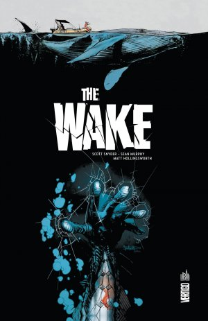 The Wake édition TPB hardcover (cartonnée)