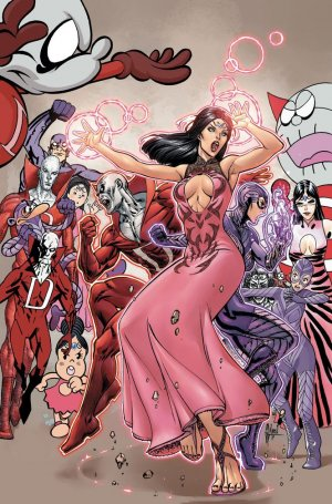 Justice League Dark # 37 Issues V1 (2011 - 2015) - Reboot 2011