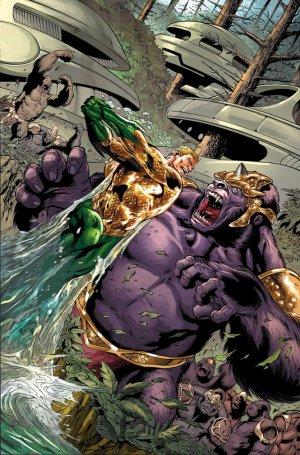 Aquaman # 37 Issues V7 (2011 - 2016) - The New 52