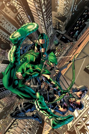 Green Arrow # 37 Issues V5 (2011 - 2016)