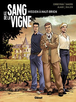 Le Sang de la Vigne édition Simple