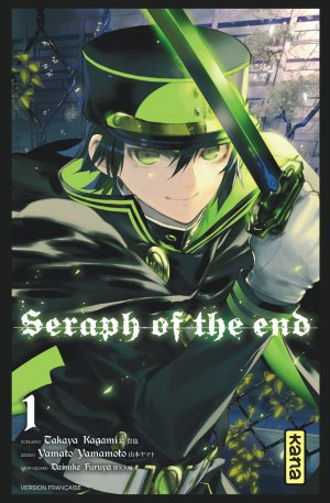 Seraph of the end édition Simple