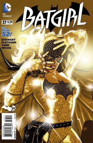 Batgirl # 37 Issues V4 (2011 - 2016) - The New 52