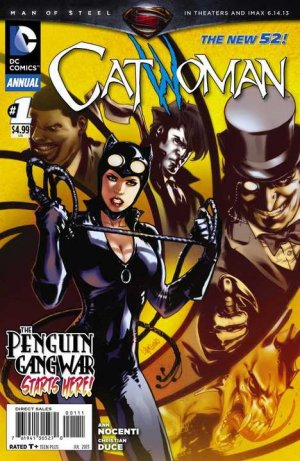 Catwoman édition Issues V4 - Annuals (2013 - 2014)