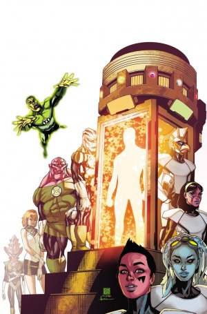 Green Lantern Corps # 37 Issues V3 (2011 - 2015)