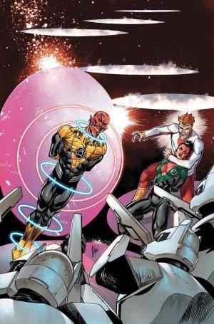 Sinestro # 8 Issues V1 (2014 - 2016)