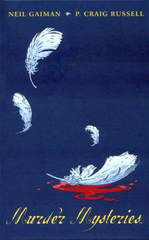 Neil Gaiman's Murder Mysteries édition TPB hardcover (cartonnée)