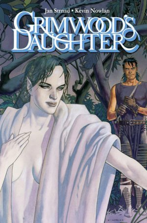 Grimwood's Daughter édition TPB hardcover (cartonnée)