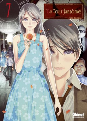 couverture, jaquette La Tour Fantôme 7  (Glénat Manga)