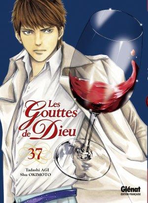 couverture, jaquette Les Gouttes de Dieu 37  (Glénat Manga)