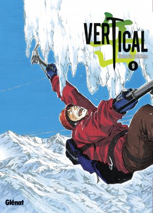 couverture, jaquette Vertical 9  (Glénat Manga) Manga