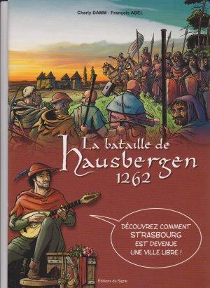 La bataille de Hausbergen 1262 édition Réédition