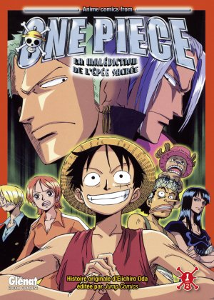 One Piece - La malédiction de l'épée sacrée