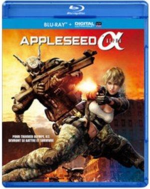 Appleseed Alpha édition Blu-ray