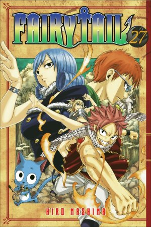 couverture, jaquette Fairy Tail 14 Double (France loisirs manga) Manga