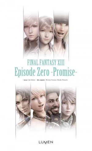 Final Fantasy XIII - Episode Zero -Promise-