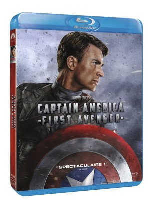 Captain America : First Avenger édition Simple