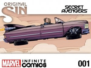 Original Sin - Secret Avengers (Infinite Comic) 1