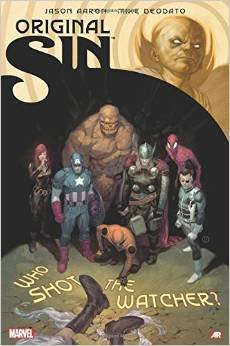 Original Sin - Secret Avengers (Infinite Comic) # 1 TPB Hardcover - Omninus