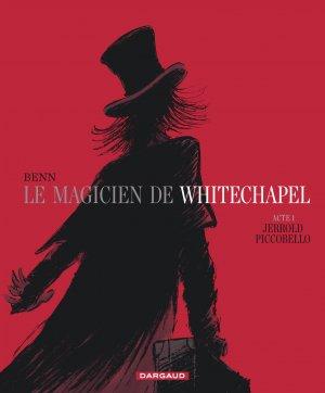Le magicien de Whitechapel édition simple